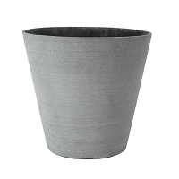 Coluna Flower Pot Dark Gray 12 x 13 | Blomus