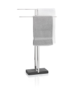 Menoto Towel Stand Polished | Blomus