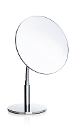 Vista Vanity Mirror Flex Polished | Blomus