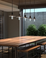 ASH  Outdoor Pendant | Tech Lighting