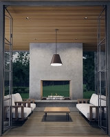 Bowman Outdoor Pendant | Tech Lighting