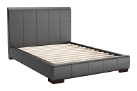 Amelie Full Bed in Black | Zuo