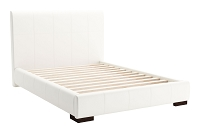 Amelie Full Bed in White | Zuo