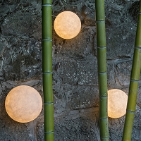 A Moon Out Wall Light | In-es Art Design