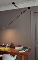 Aaro LED Ceiling Lamp | DCW Editions