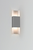 Ansa Indoor/Outdoor LED Wall Sconce | Cerno