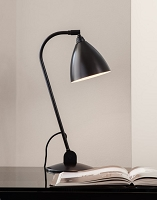 Gubi BL2 Table Lamp 16 Black Brass