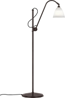 Gubi BL3 Floor Lamp 16 Black Brass