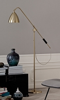 Gubi BL4 Floor Lamp 21 Brass