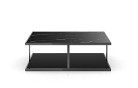 Adagio Coffee Table Black Marble | B-Modern
