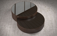 Rondo Coffee Table Black | B-Modern