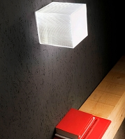 Beetle Mini Cube Wall/Ceiling Light | Lodes