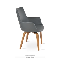 Bottega Plywood Arm Chair HB | SohoConcept