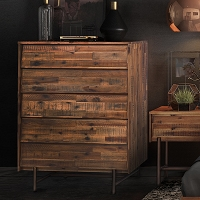 Tov Furniture Bushwick Wooden Chest
