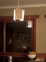 Levis LED Accent Pendant | Cerno