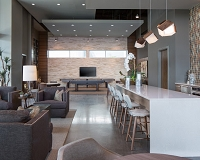 Mica Accent LED Pendant | Cerno