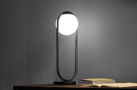 C_Ball Table Lamp | B.Lux