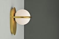C_Ball Wall Lamp | B.Lux