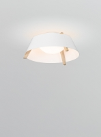 Casia 14 Flush Mount | Cerno