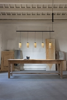 Cirio Lineal 1 Pendant Light | Santa & Cole