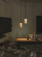 Cirio Simple Pendant Light | Santa & Cole