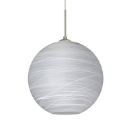 Coco 8 Stem-Mount Pendant Light | Besa Lighting