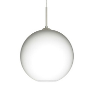Coco 12 Stem-Mount Pendant Light | Besa Lighting