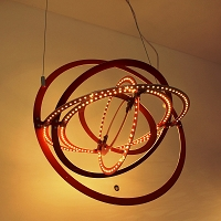 Artemide Copernico 500 Suspension LED