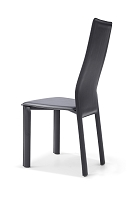 Allison Dining Chair Black | Whiteline