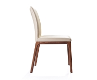 Stella Dining Chair Taupe | Whiteline
