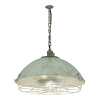 Original BTC Cargo Cluster 7242 Pendant Lamp with Protective Guard