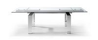 Cuatro Extendable Dining Table | Whiteline