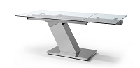 Sleek Extendable Dining Table | Whiteline