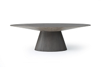 Bruno Dining Table Grey | Whiteline