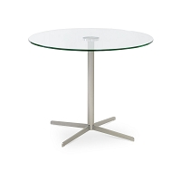 Diana Glass Dining Table | SohoConcept