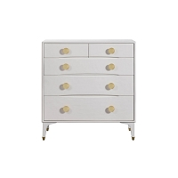 Tov Furniture Divine White Chest