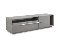 Esther TV Stand Grey Oak Veneer | Whiteline