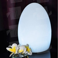 EGG Rechargeable Table Lamp | Smart & Green