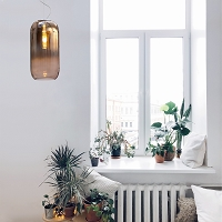 Gople Mini Pendant Light | Artemide