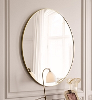 Gubi Wall Mirror Round 110