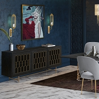 Tov Furniture Gatsby Wood Buffet