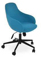 Gazel Office Arm Chair Fabric | SohoConcept