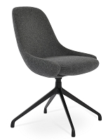 Gazel Spider Swivel Chair Fabric | SohoConcept