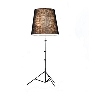 Gilda Black Floor Lamp | Pallucco