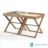 Teline Tray Table | Greenington