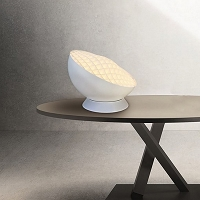 Grid 600 Table Lamp | Pallucco