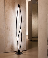 In the Wind LED Floor Lamp | Nemo Italianaluce
