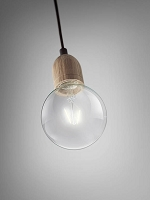 Ilde Wood Suspension | B.Lux