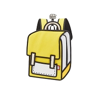 Backpack Spaceman Junior Color Me In | JumpFromPaper