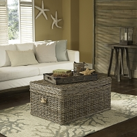 Kubu Coffee Table Trunk | Padma's Plantation